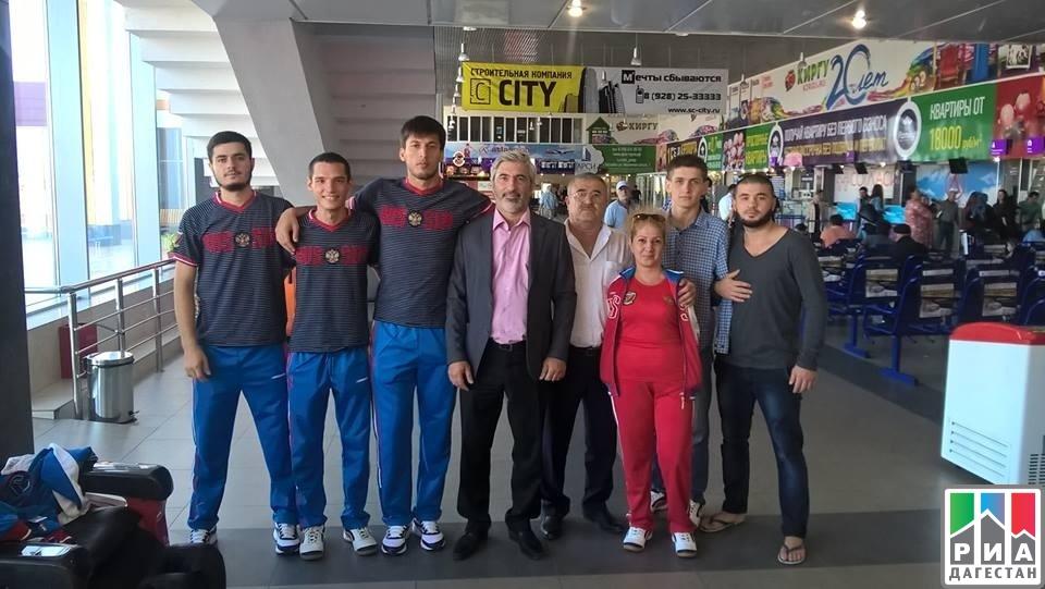 Сборная Российской Федерации попаратхэквондо заняла первое общекомандное место наЧЕ
