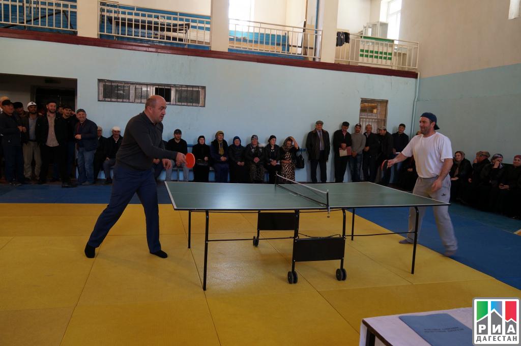 ВМахачкале граждане увидели играющих впинг-понг моржей