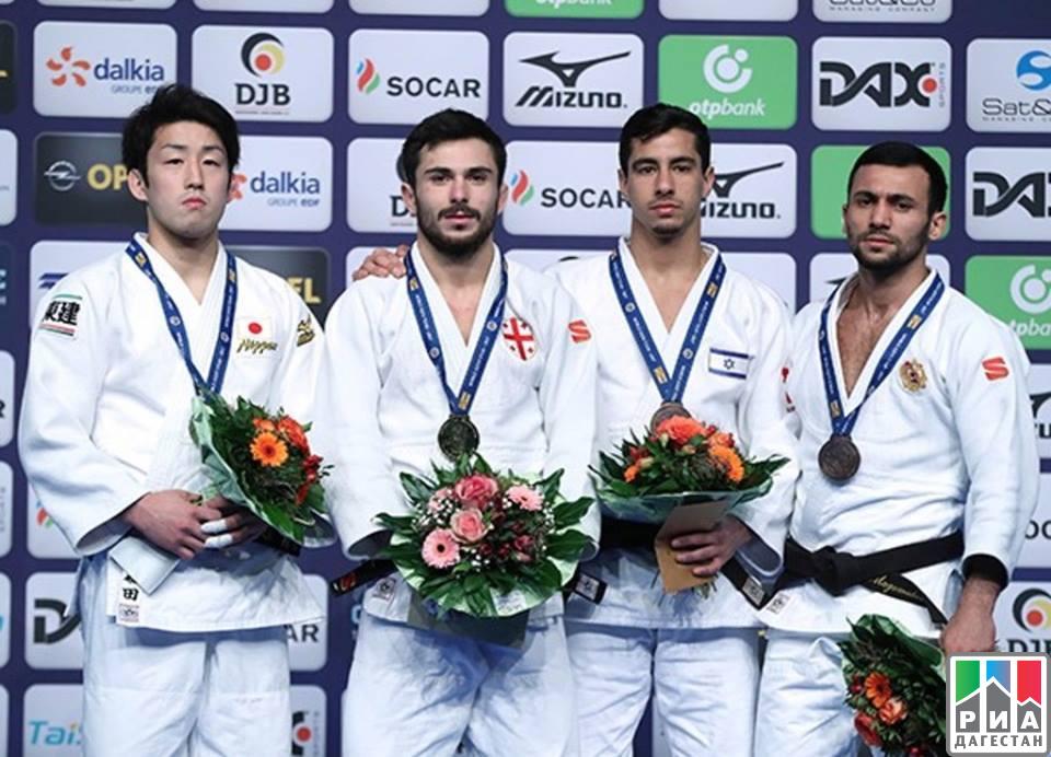 Ученик смоленского училища олимпийского резерва завоевал «серебро» наМеждународном турнире подзюдо