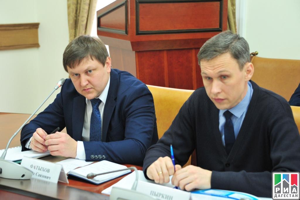 Дагестан иТатарстан будут сотрудничать всфере кораблестроения