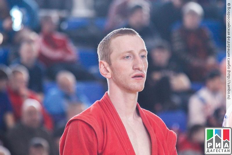 Спортсмен изДагестана завоевал путевку начемпионат мира побоевому самбо