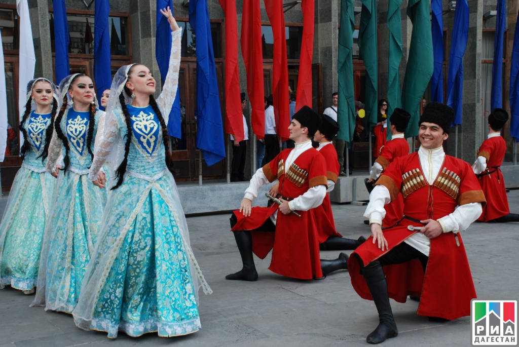 ВЧехии пройдут Дни народного творчества Дагестана