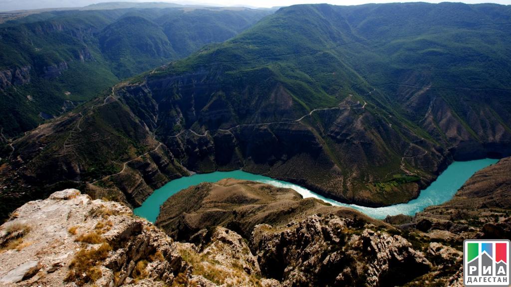 Второй фестиваль горного чая пройдет на Сулакском каньоне