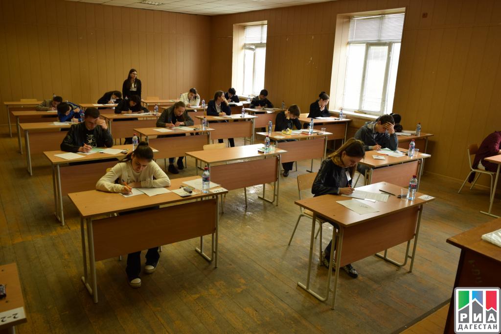 Победителей дагестанской математической олимпиады среди школьников наградили денежными сертификатами