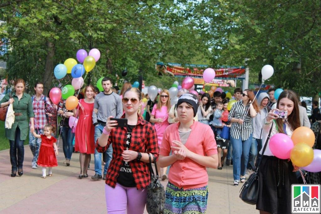 ВМахачкале вшестой раз пройдет фестиваль воздушных шаров