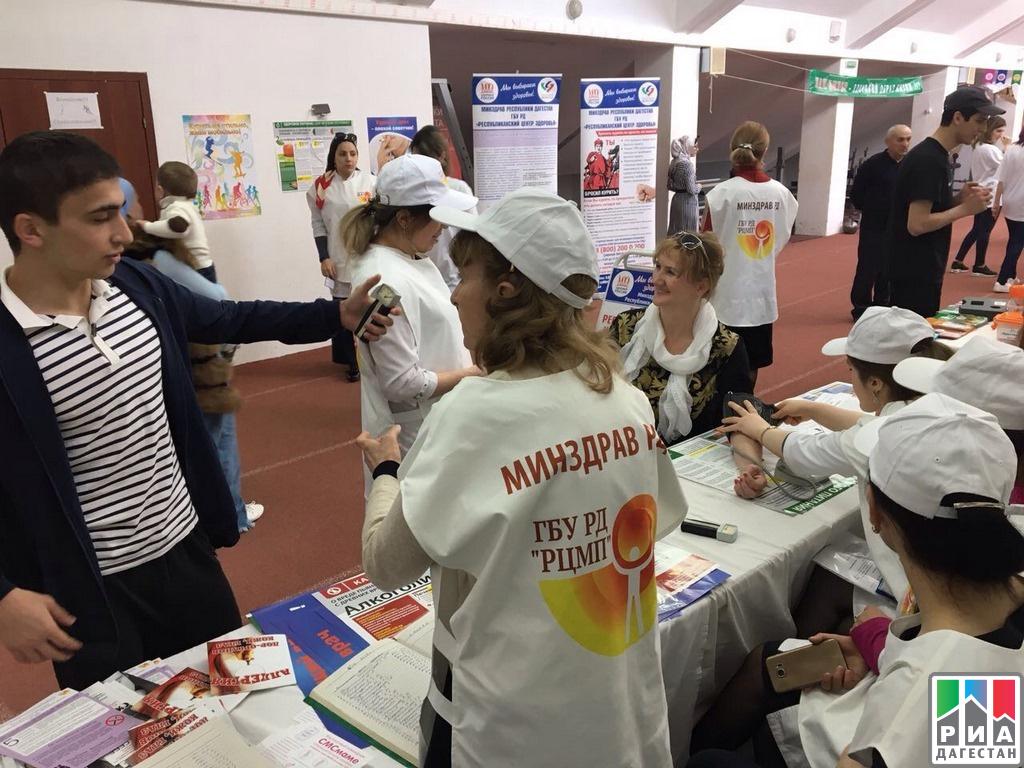 Вколледжах ишколах Самарской области пройдёт «День здоровья»