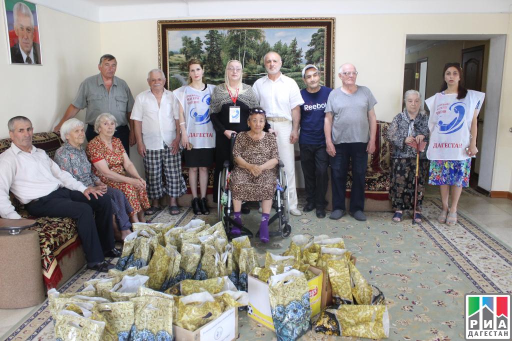 Дом престарелых дагестане дом интернат для престарелых в нягани