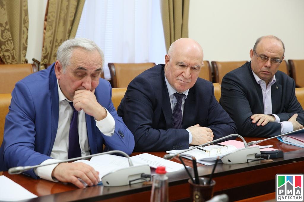 В руководстве РД сообщили оподготовке резерва управленческих кадров