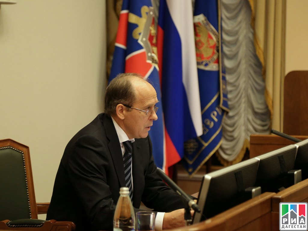 Директор Дагестана принял участие в совещании НАК