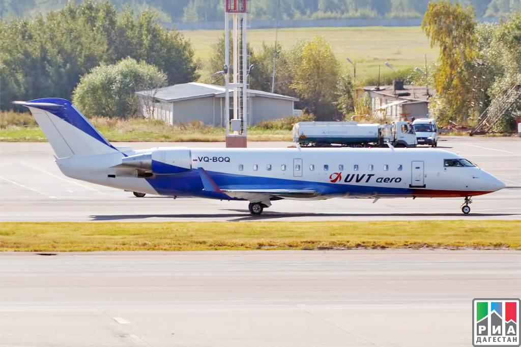 ИзКазани вМахачкалу открылся новый авиарейс