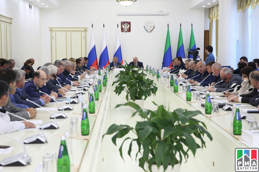 Джамбулат Хатуов: «Стратегию развития АПК Дагестана мывидим через развитие мелиорации»