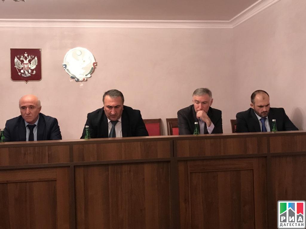 ВЮжно-Сухокумске выбрали нового главы города