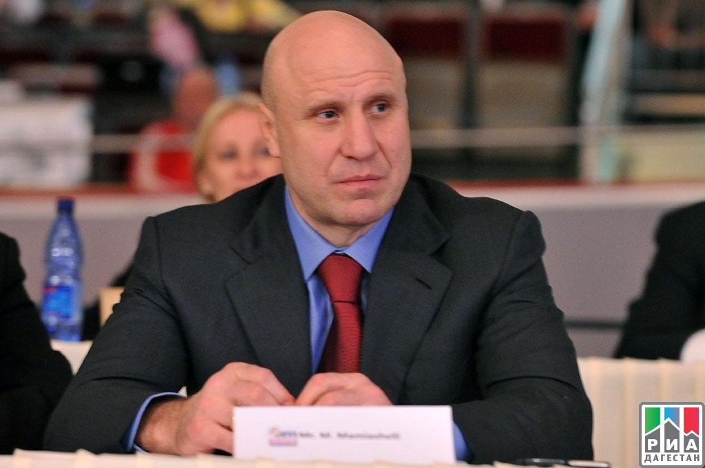 Михаил Мамиашвили: «Спортивное мероприятие вДагестане состоялось навысоком организационном уровне»