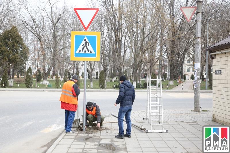 Встолице Дагестана открыт проезд отулицы Кадырова кАбубакарова