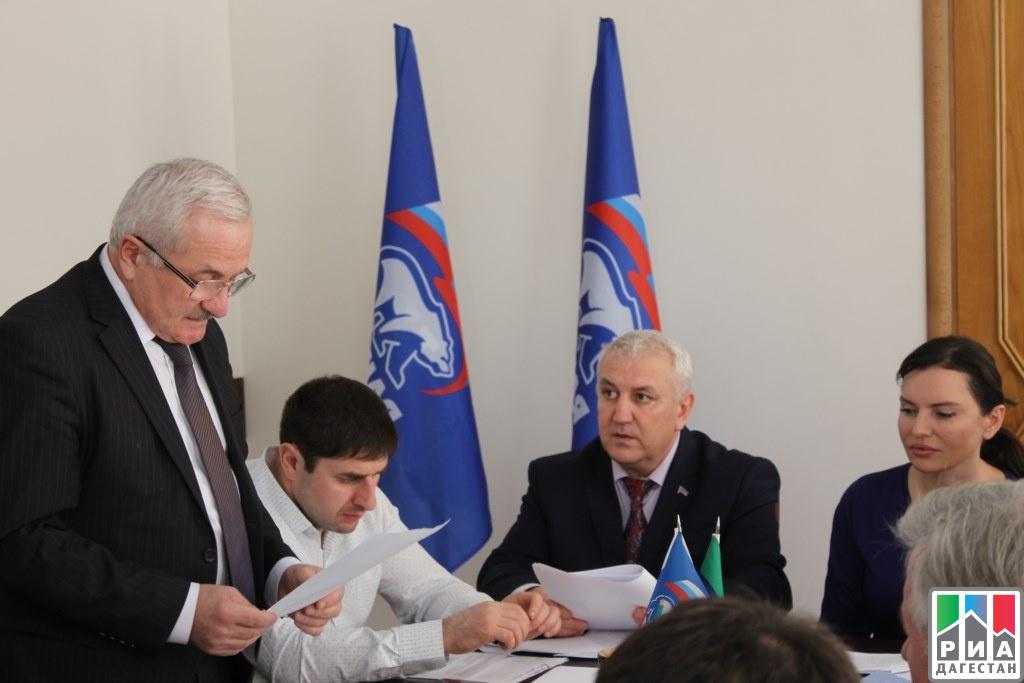 Ярославские единороссы поддержали выдвижение В. Путина напост Президента Российской Федерации