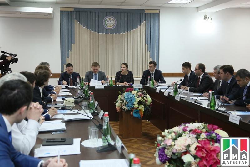 Уполномоченные АСИ ивласти Дагестана обсудят улучшение инвестклимата вреспублике