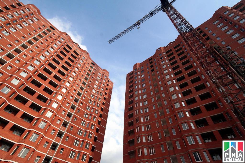 Объем ввода жилья в РФ вырос начетверть всамом начале года