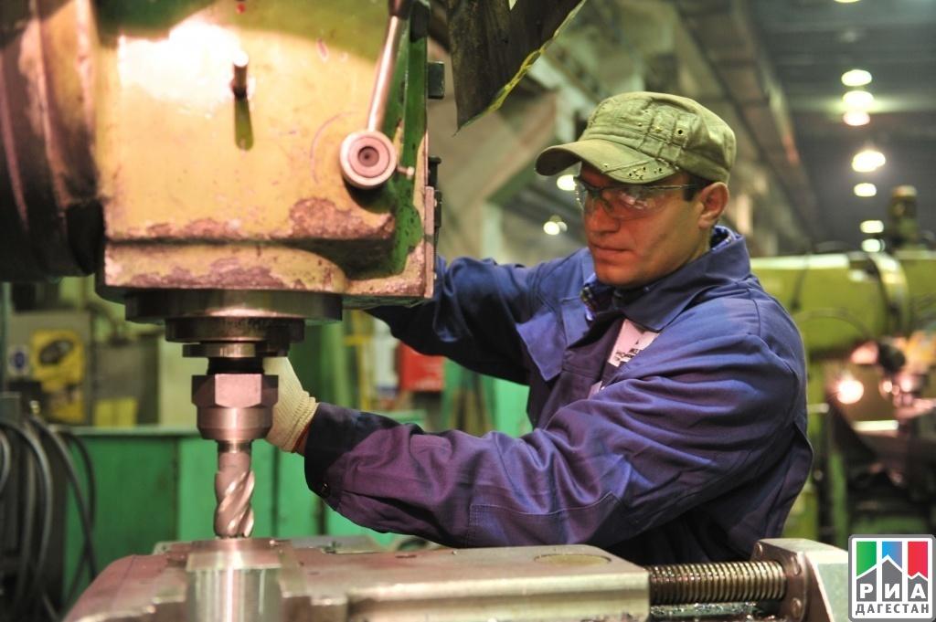 Рост индустриального производства вДагестане составил приблизительно 37,9%