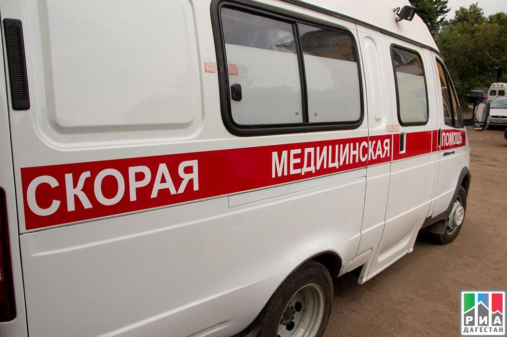 ВДТП сучастием 5-ти машин вДагестане пострадали бойцы Росгвардии