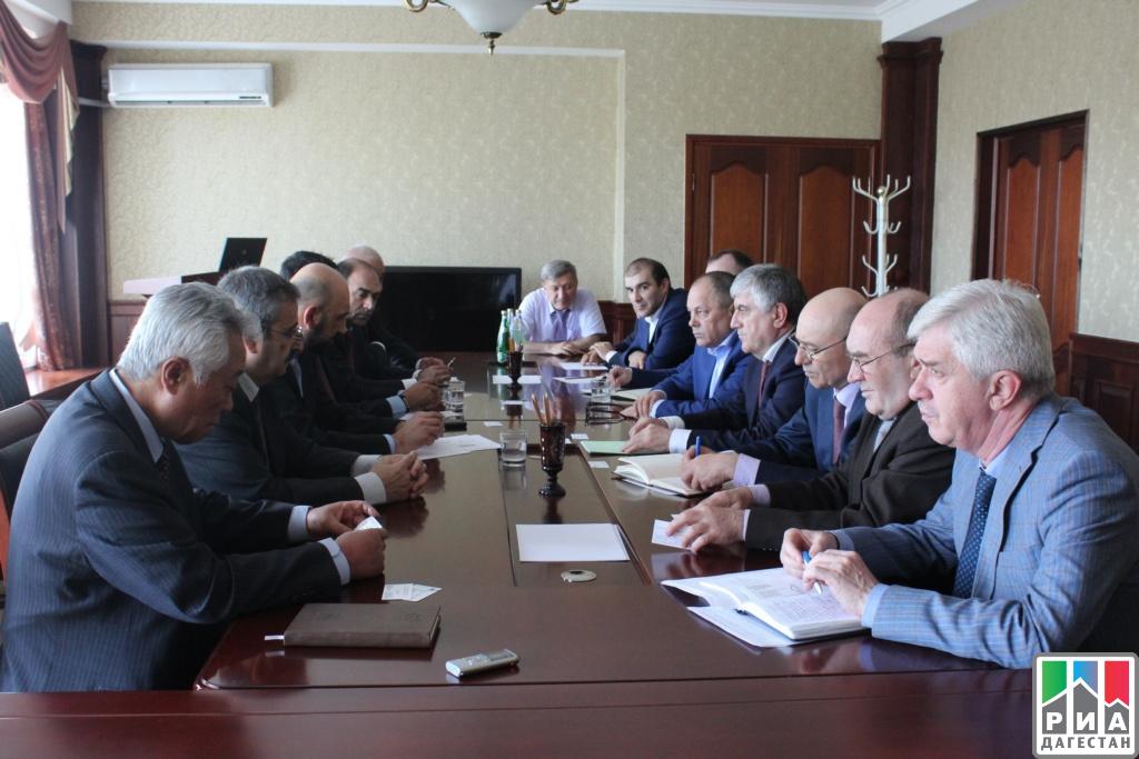 ВДагестане находится ирано-корейская делегация компании «PooyaPolymerTehran»