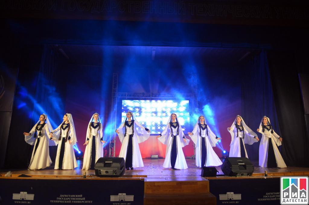 Итоговый этап фестиваля «Студенческая весна» пройдет вМахачкале