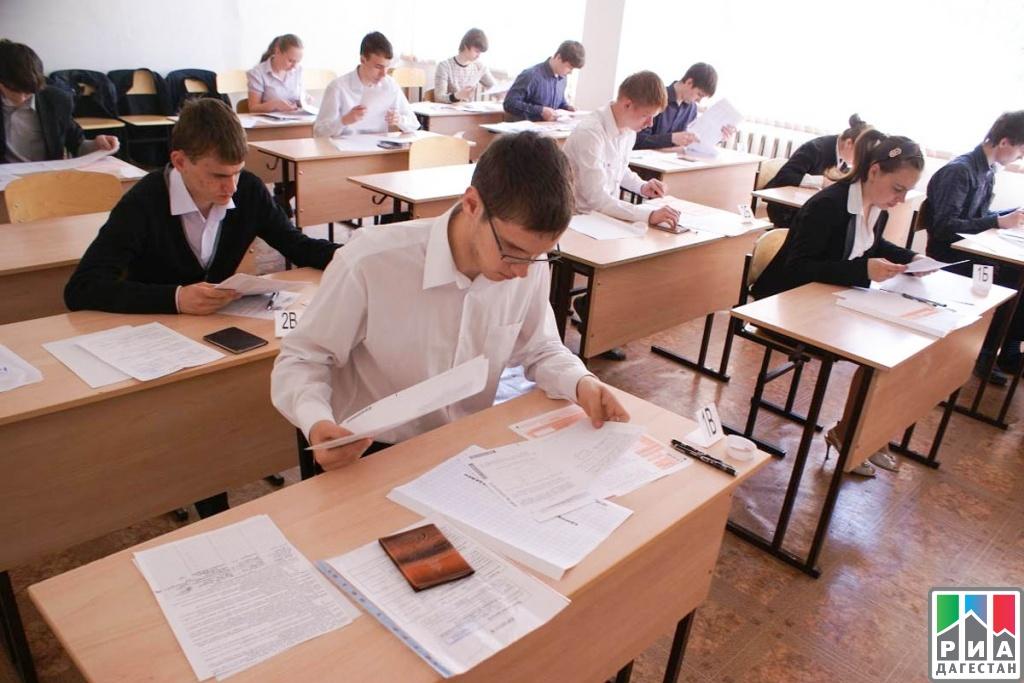 ВАдыгее 12 школьников пересдали ЕГЭ пообязательному предмету— базовой математике