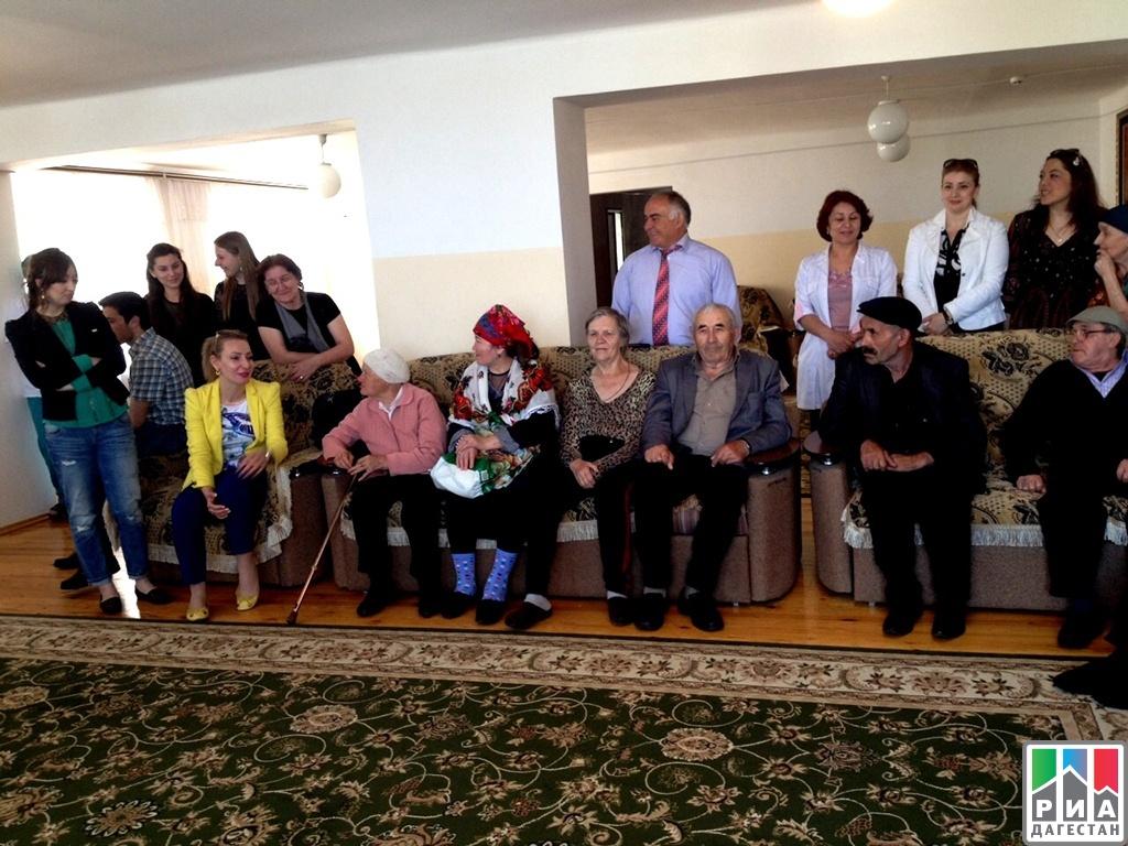 Дом престарелых дагестан яблоневый сад пансионат для пожилых людей