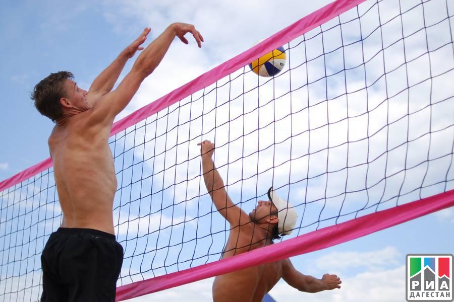 Турнир попляжному волейболу пройдет вКизлярском районе