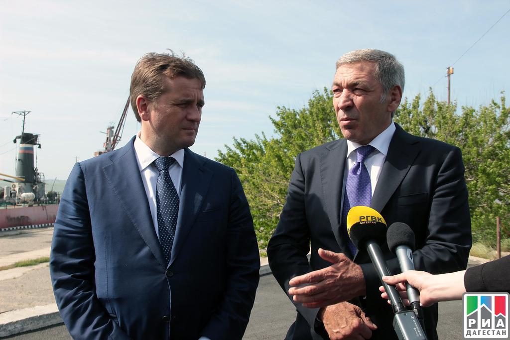Директор Росрыболовства посетит Дагестан