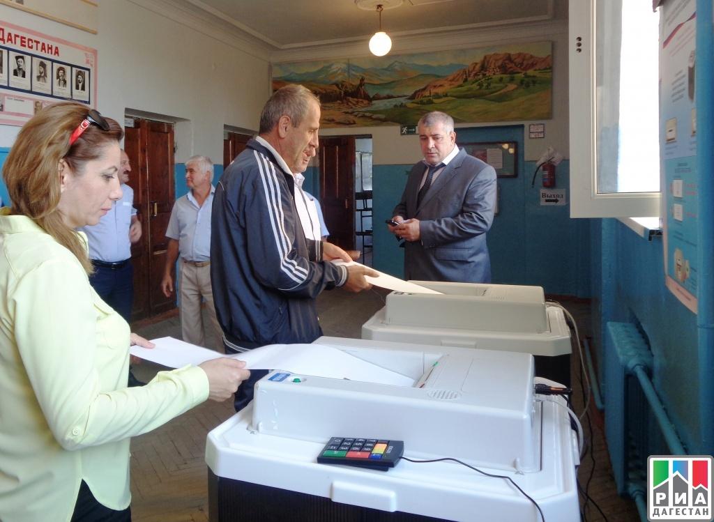 Неменее 46% дагестанцев проголосовало навыборах 18сентября