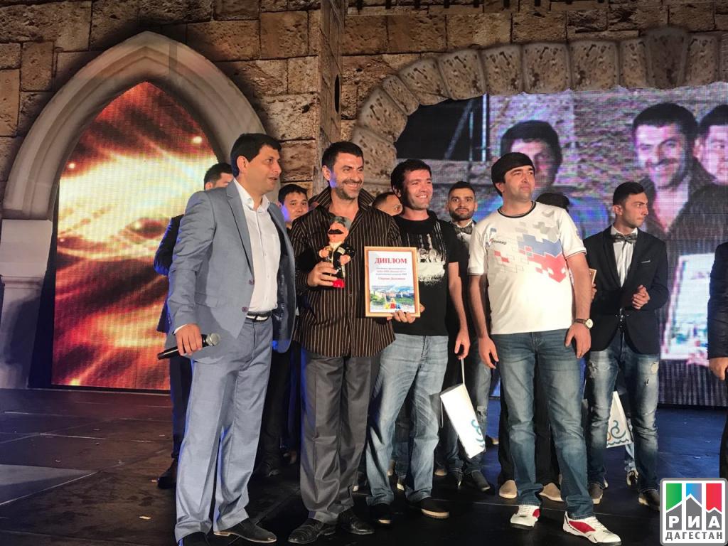 «Сборная Баку» стала победителем «Кубка Каспия КВН— 2017» в РФ