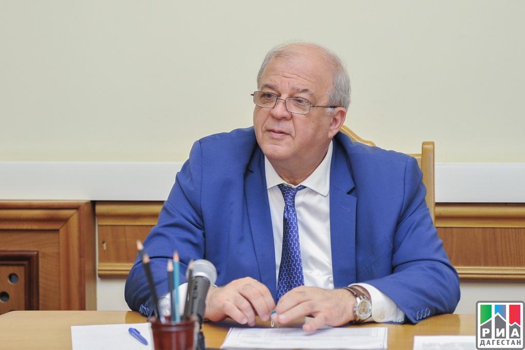 Вминистерстве по физкультуре испорту Дагестана прошло совещание организационного комитета