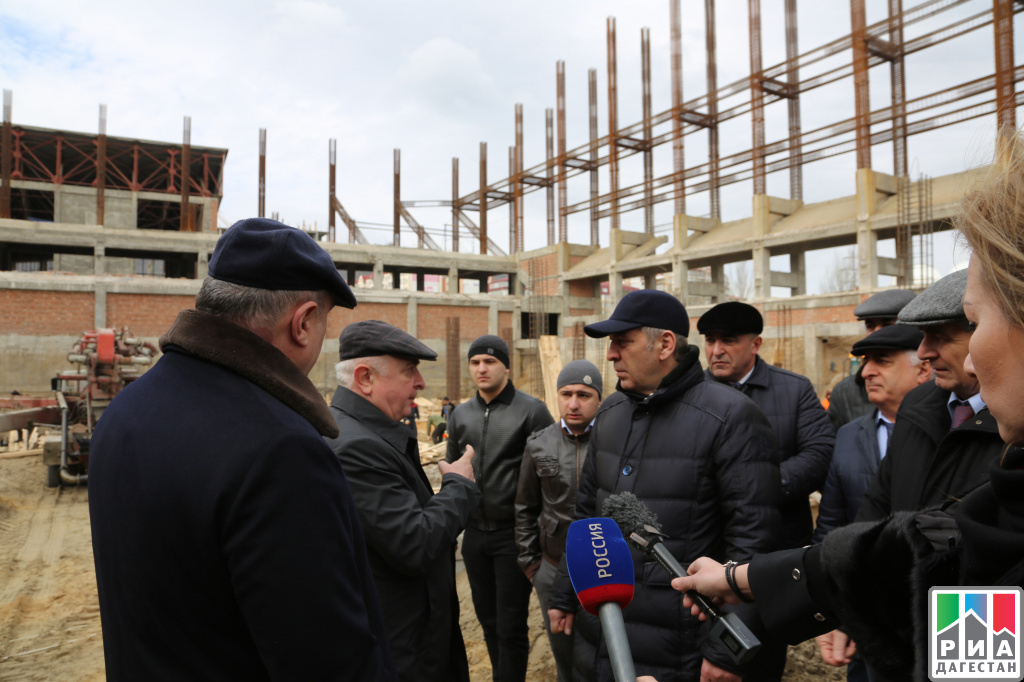 Музей «Россия— моя история» построят вМахачкале доконца года