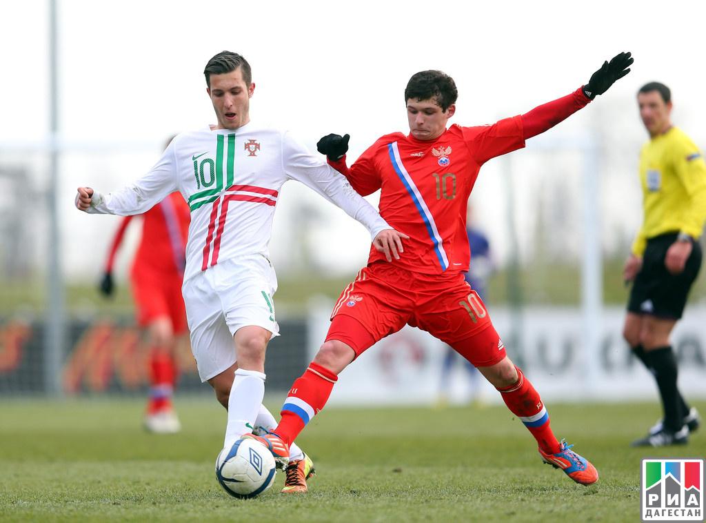 ИгрокаФК «Ростов» вызвали вмолодежную сборную Российской Федерации
