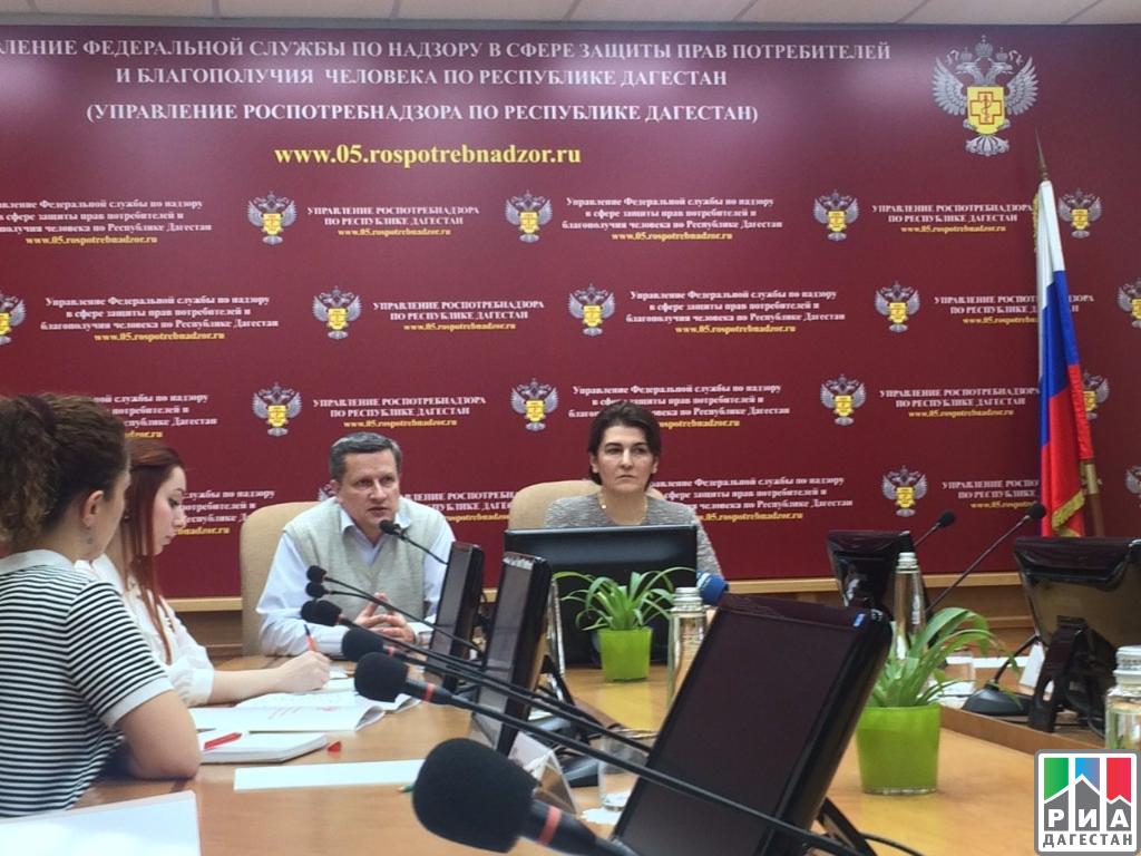 Граждан Дагестана обеспечат вакциной против гепатита