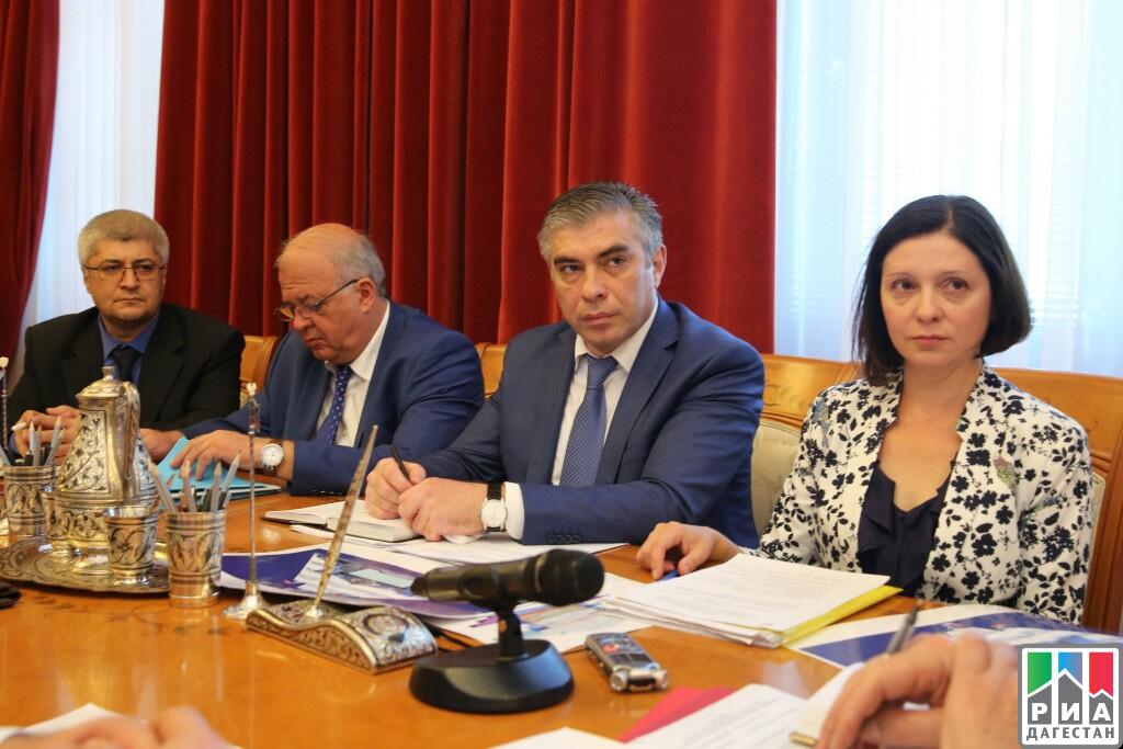 Сотрудники федеральных ведомств примут участие в консилиуме сограждан вДагестане