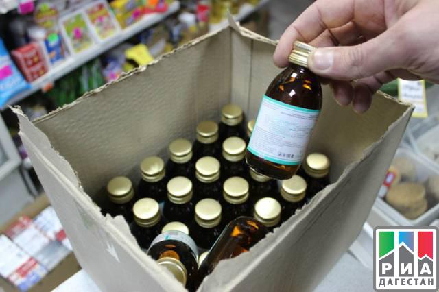 Ограничения наторговлю непищевой спиртосодержащей продукцией продлены
