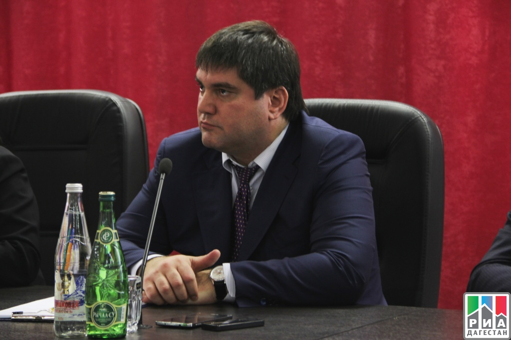 Впенсионном фонде Дагестана представили нового руководителя