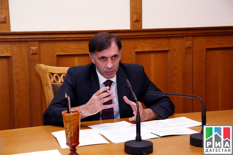 Камил Давдиев призвал дагестанцев участвовать вконкурсе управленцев