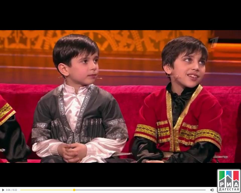 Выпуск про детский танцевальный ансамбль изМахачкалы покажут наПервом канале