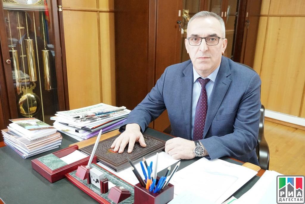 РИА «Дагестан» Джамалудин Гаджиибрагимов: «Повышение качества и ...