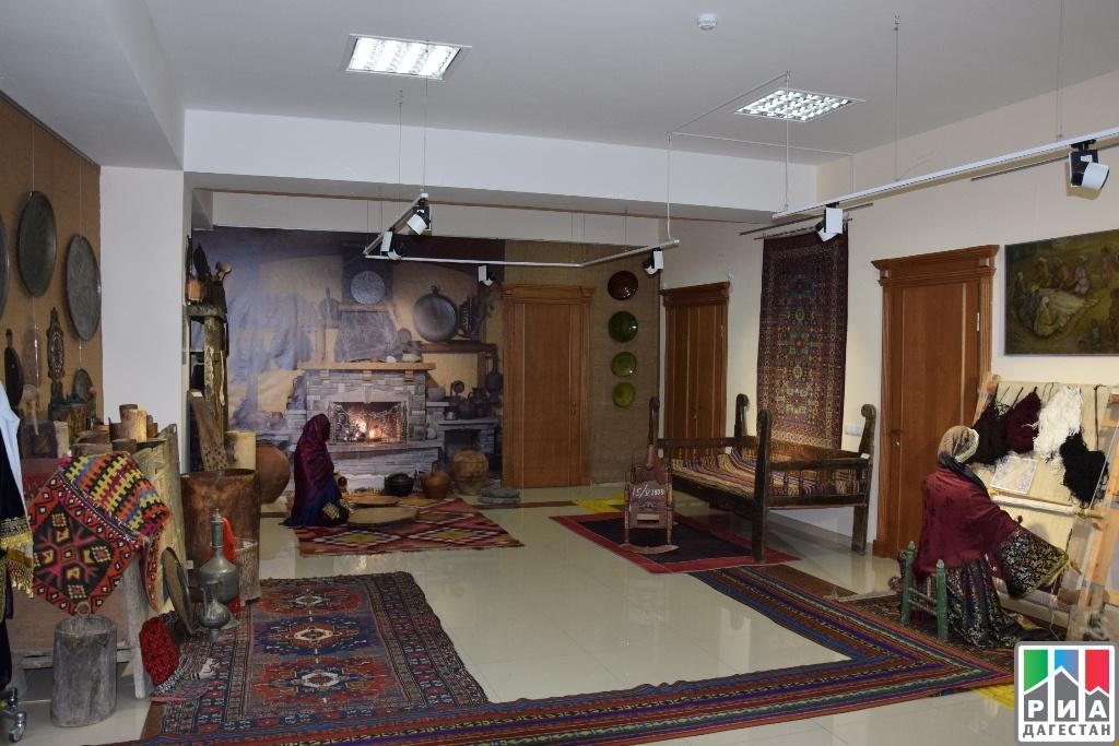 Модельный Центр традиционной культуры народов Дагестана презентован вМахачкале