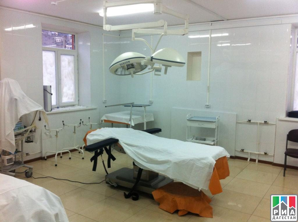 ВРутульском районе Дагестана открыли новейшую поликлинику