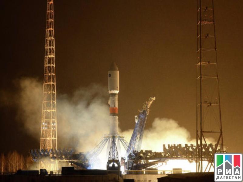 С космодрома Плесецк стартовала ракета