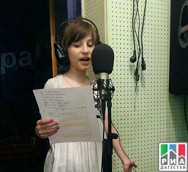 Молодая дагестанка прошла кастинг телепроекта «Битва талантов»