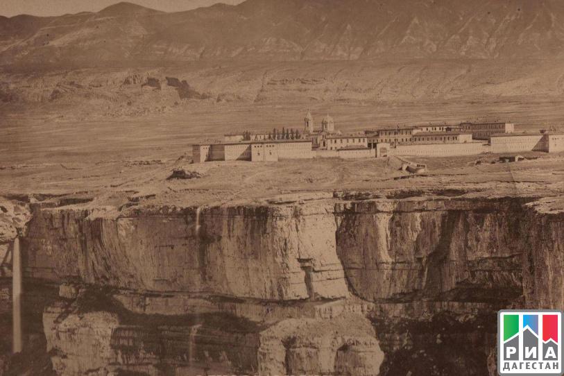 ВХунзахском районе реконструируют крепость