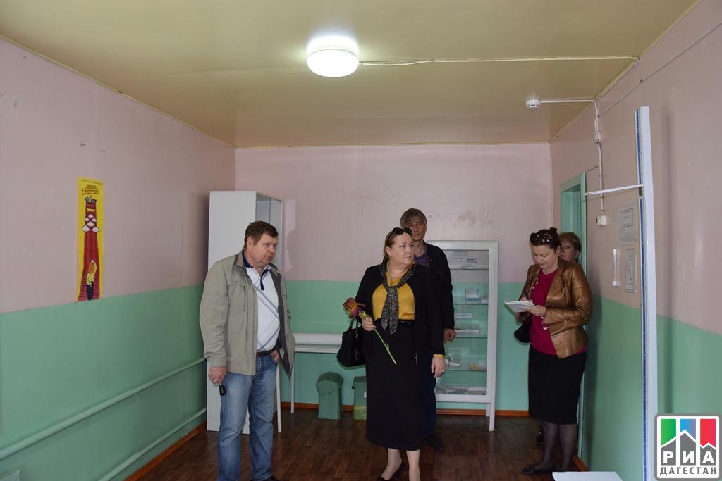 Рабият Закавова проверила ход подготовки лагеря «Терменлик» клетнему сезону