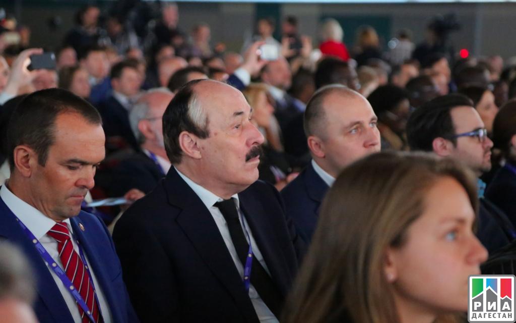 Проект развития Каспийска представят наПетербургском международном экономическом консилиуме
