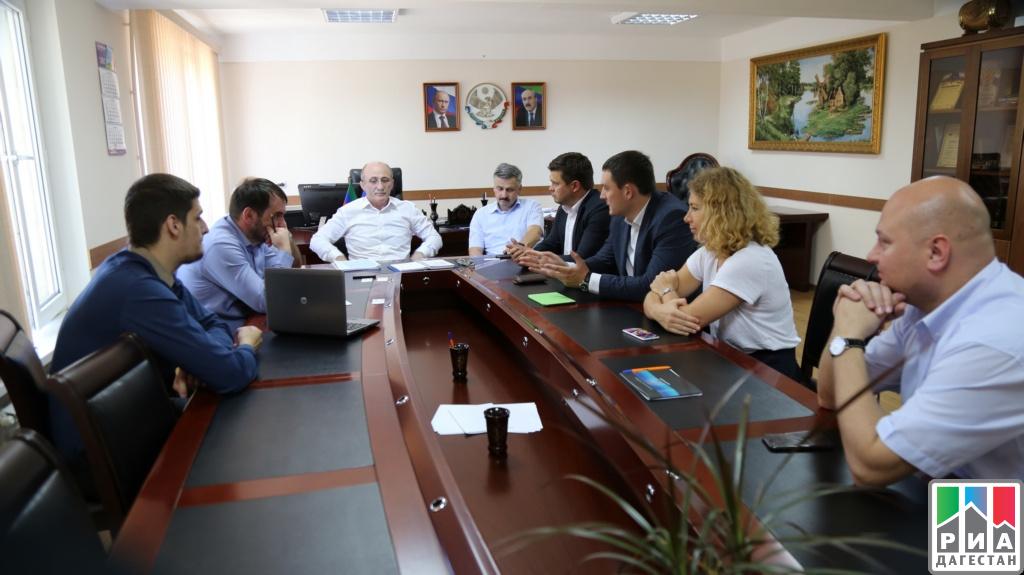 В Дагестане могут внедрить транспортную систему «Электронный проездной»...