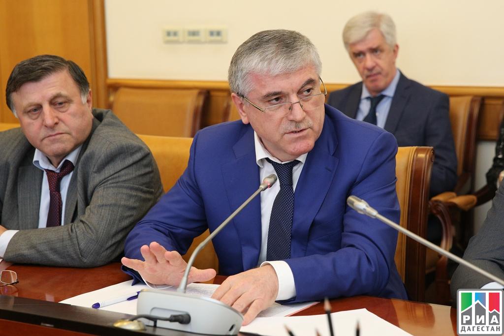 ВДагестане обсудили вопросы обеспечения муниципалитетов республики продовольственными товарами